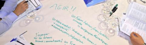 « Transition énergétique et lutte contre le changement climatique » : retour sur la réunion publique du 27 janvier